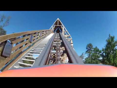 Lightning Rod (Dollywood) Review