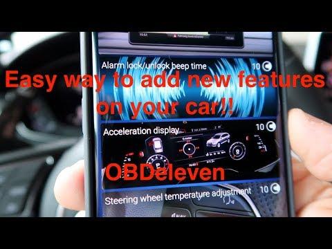 VCDS alternative for my 2018 Audi S5 - OBDeleven bluetooth device
