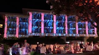 EVent Horizon Projection Mapping   Four Seasons Wailea   Short Edit