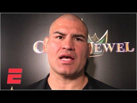 Cain Velasquez still harbors animosity toward Brock Lesnar from UFC days | WWE on ESPN