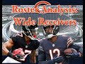Chicago Bears Training Preview: Wide Receivers (ep. 6)
