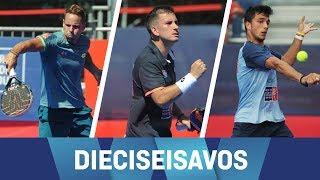 Resumen Dieciseisavos de Final Valladolid Open 2018 | World Padel Tour