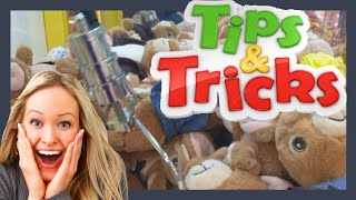 How To Win Claw Machines Every Time! Tips And Tricks   How To Win Rigged Claw Machines!
