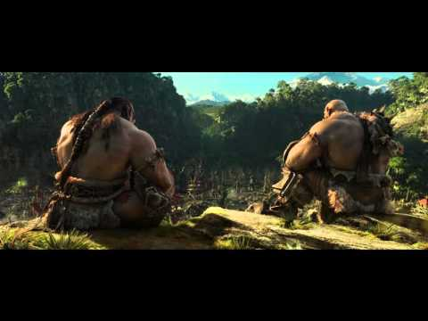 Warcraft: The Beginning // Trailer D (NL/FR sub)