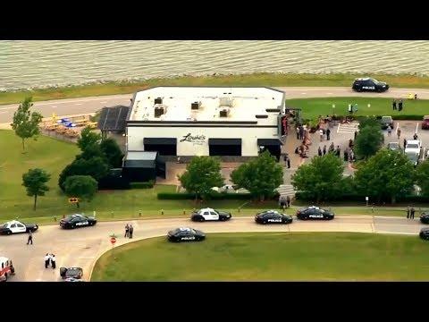 Gunman at Oklahoma restaurant shot dead by bystander