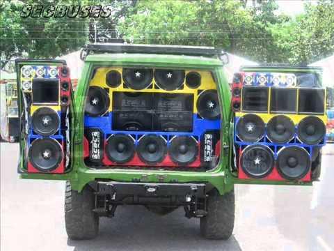DJ JONATHAN INNA HOT CAR UADIO 2015