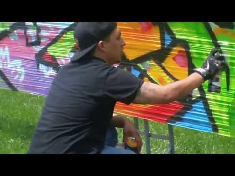 Random Graffiti Artist II