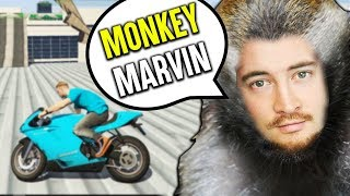 MONKEY MARVIN PEINLICHE LEISTUNG   GTA 5 Online