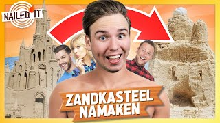 ZANDKASTEEL NAMAKEN! - Nailed it [Aflevering 4/Seizoen2]