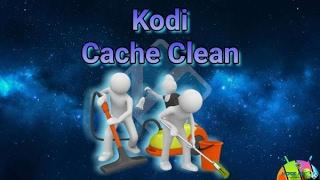 KODI: come pulire la CACHE con Ares Wizard ed Echo Wizard