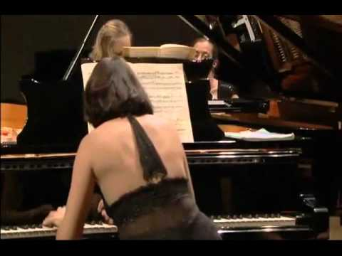 RAVEL: La Valse for 2 pianos