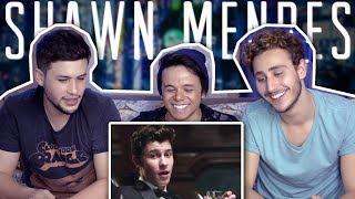 Olha ele! React SHAWN MENDES & ZEDD - LOST IN JAPAN - Português BR Video