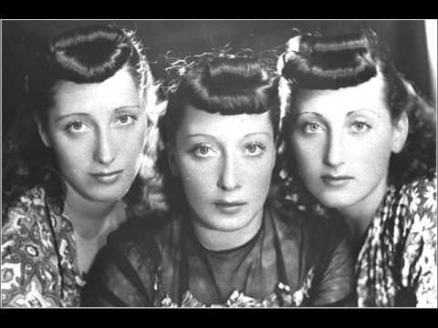 Trio Lescano - Ciribiribin
