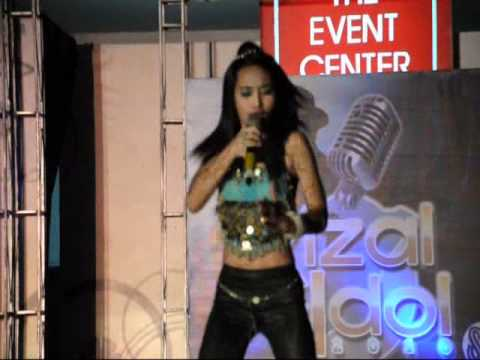 "REGGIE ANN DUMO sings ""Objection (Tango) - Shakira"" at Rizal Idol 2010, Philippines [HQ]"
