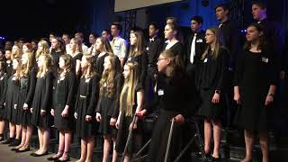 Sing to Me, Andrea Ramsey. CPCS middle school choir