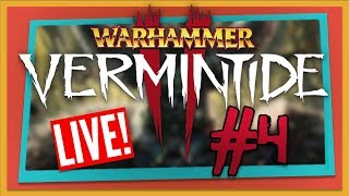 Warhammer: Vermintide 2 Multiplayer Live - Part 4 (Xbox One)