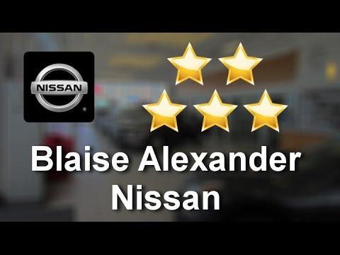 Blaise Alexander Nissan  Muncy Reviews