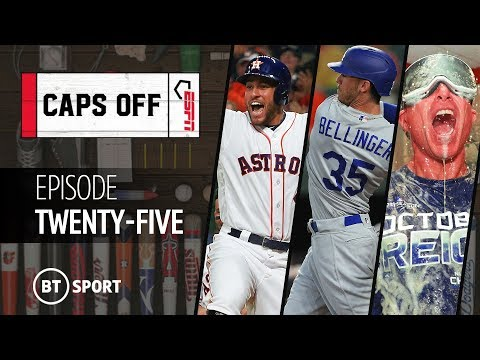 The Dodgers clinch first! | Caps Off, episode twenty-five