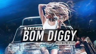 Bom Diggy ||Instrumental music||Sonu Ke Titu Ki Sweety||Mp3 song download||Trapers
