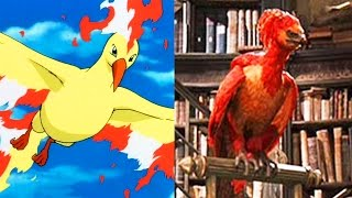 10 Pokemon That Are Also Harry Potter Creatures! thumbnail