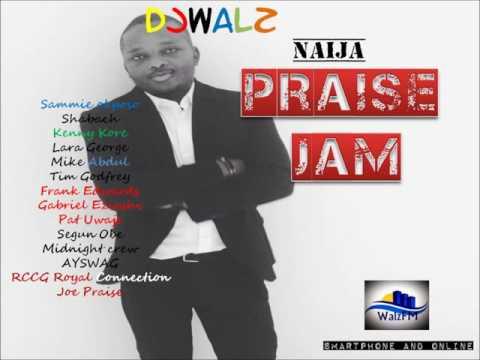LATEST NIGERIAN NON-STOP NAIJA MEGA AFROBEATS PRAISE JAM **BEST GOSPEL DANCE/PARTY MIX**
