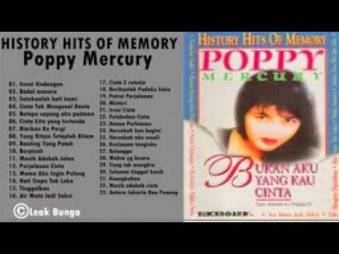 Full Lagu Poppy Mercury  Tembang Kenangan   Lagu Lawas 80an   90an indonesia