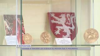 Exposition : voyage à travers les sceaux du Moyen-Age à Maurepas