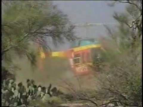 NBC News Arizona Desert Survival Course in 2000