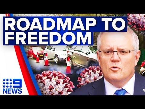National Cabinet endorse COVID-19 exit strategy | Coronavirus | 9 News Australia
