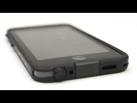 Lifeproof Fre Waterproof iPhone 6 Case Unboxing & Review