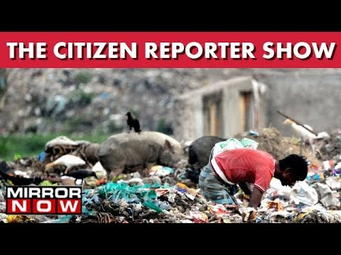 Park Converted Into Garbage Dump In Mount Abu I The Citizen Reporter Show