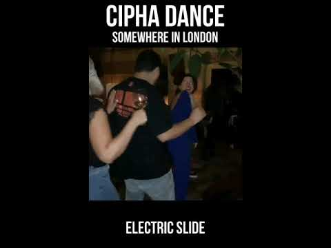 Cipha Dance - The Electric Slide?