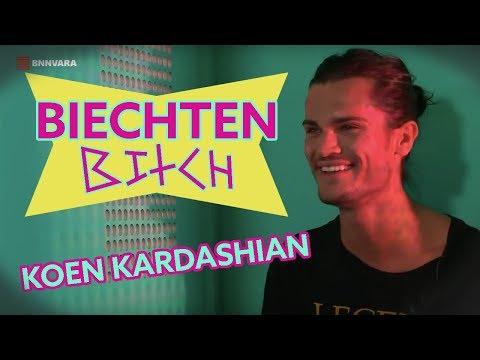 Koen Kardashian is toch niet voor niks Koen Kardashian | Biechten Bitch