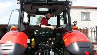 Rolnik Szuka... Traktora - Zetor Proxima 90 Power ||4 (Walk Around / Prezentacja)