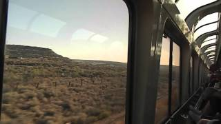 Southwest Chief Amtrak Train # 3 Part 2