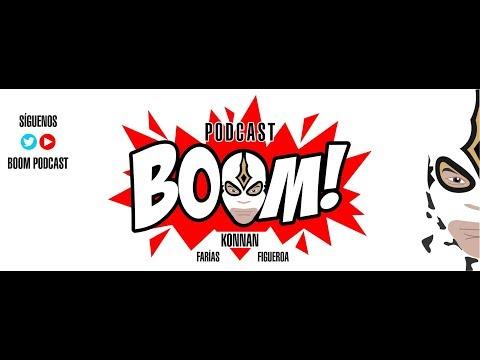 Podcast BOOM! Episodio 45