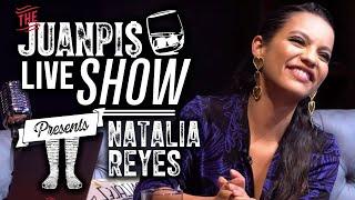 The Juanpis Live Show - Entrevista a Natalia Reyes