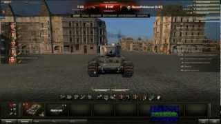 Обзор,бронирование,пробитие и полный разбор танка Т-150