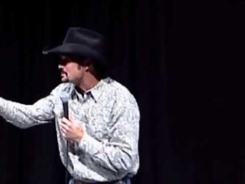 The Cowboy Comedian  Small Town.mpg