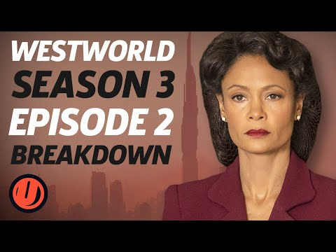 "Westworld Season 3 Episode 2 ""The Winter Line"" Breakdown"
