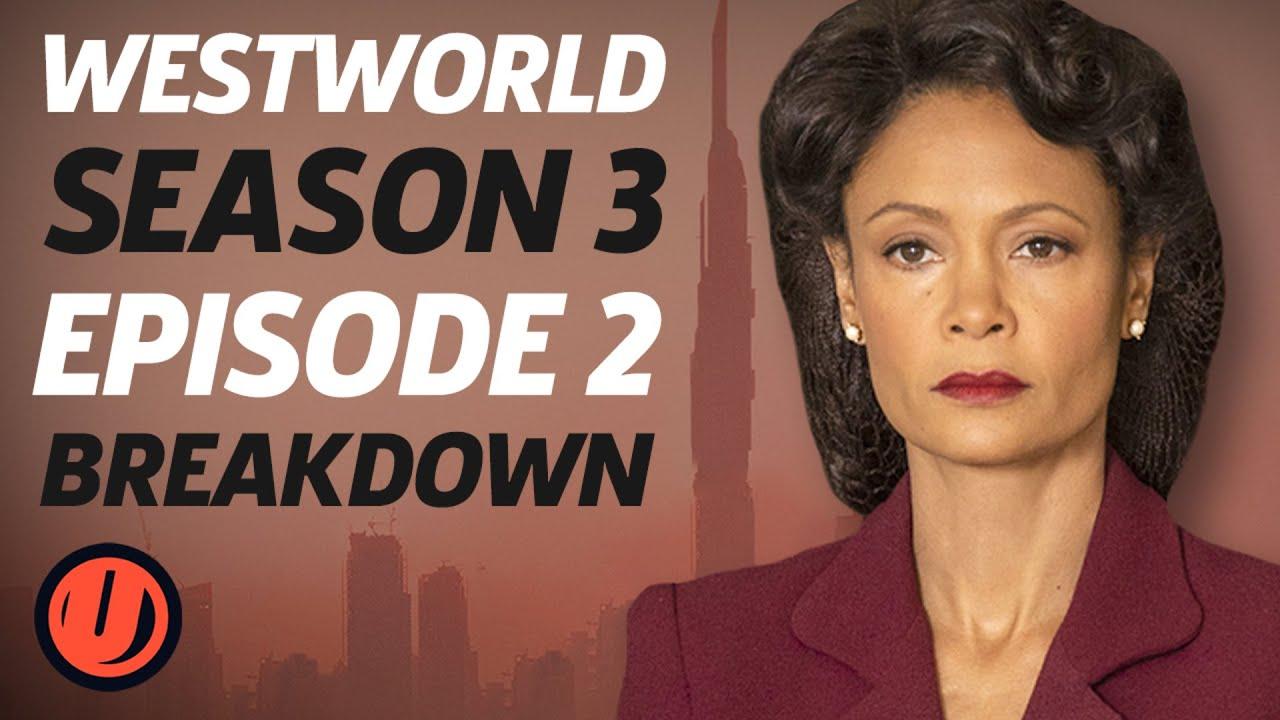 Westworld - Season 3 Episode 2 : The Winter Line (2020) Full Episode