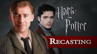 Recasting Harry Potter for Today - PART 3 - Prisoner of Azkaban