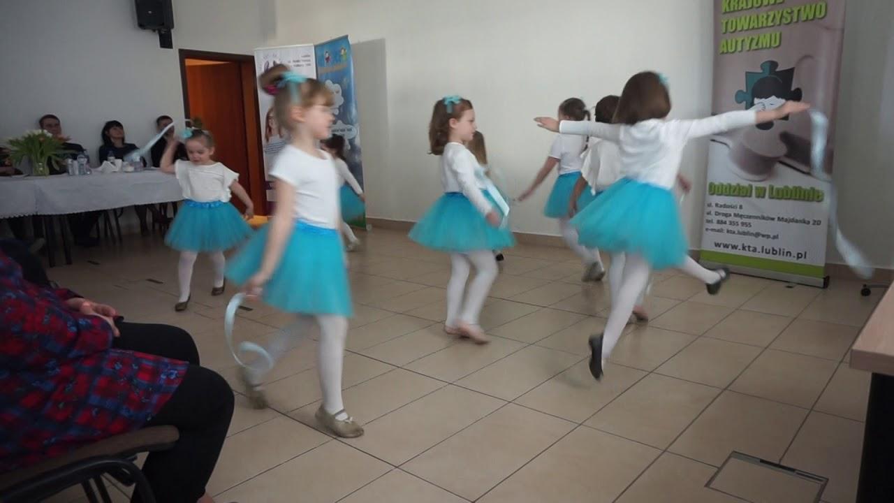 """Baletnice - Przedszkole Niepubliczne """"Aniołek"""" w Łęcznej 7.04.218"""