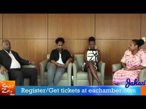 Interview with East African Chamber of Commerce Board Members