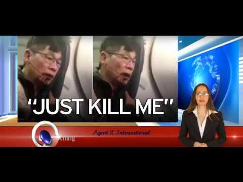 United Airlines passenger ordeal Worse than fall of Saigon   man dragged off a United Airlines