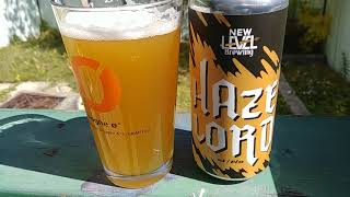 Booze Shorty - New Level Brewing - Haze Lord
