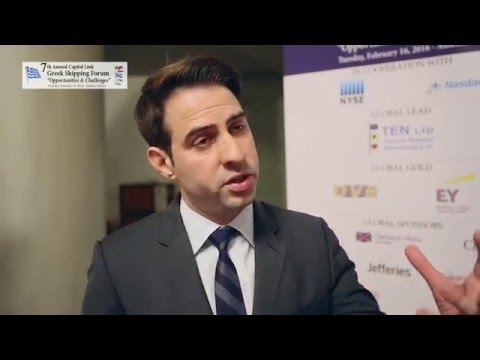 2016 7th Annual Greek Shipping Forum - interview Christos G. Timagenis