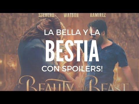 LA BELLA Y LA BESTIA A LA #SUPERNORMAL