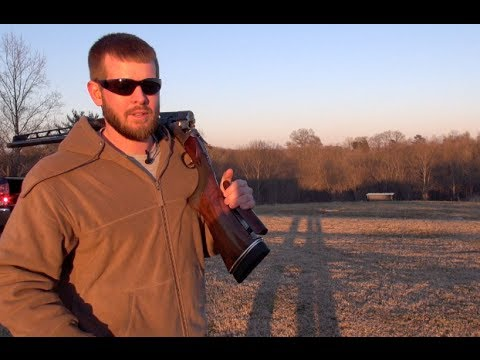 TRAP SHOOTING WITH PERAZZI MX-15