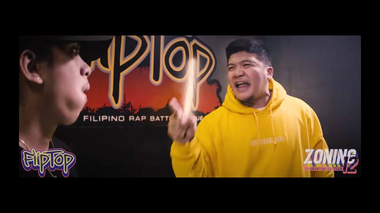 FlipTop - G-Clown vs J-Blaque @ Isabuhay 2021